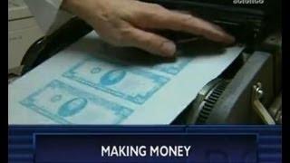 Как делают деньги