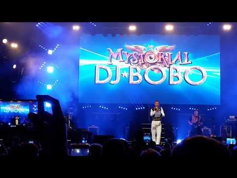DJ BoBo magyar üzenete - live @Budapest Park 2017.09.16. part.05.
