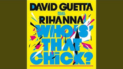 Who's That Chick? (feat. Rihanna) (Instrumental)