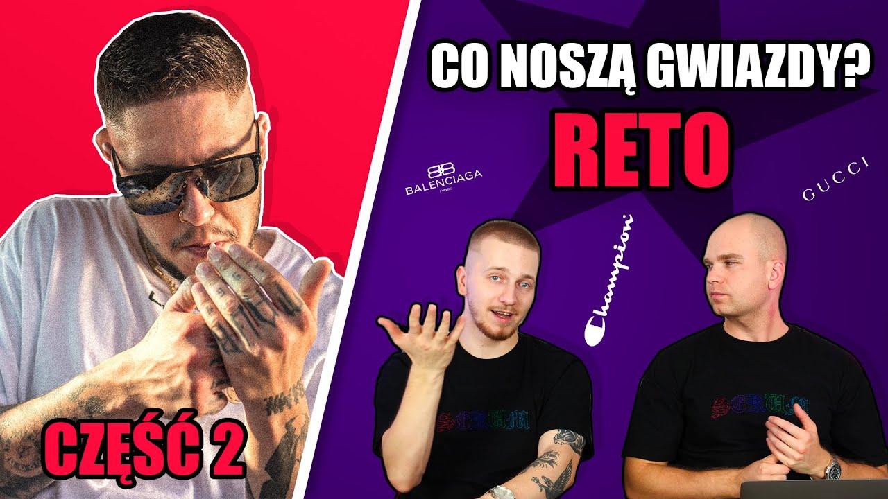 Co Nosza Gwiazdy Reto Cz 2 58 Youtube