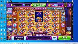 Jackpot World casino NEW SLOT BET 1.7T coin screenshot 5