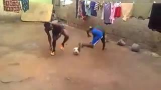 Football le meilleure dribble au monde foot😀😀