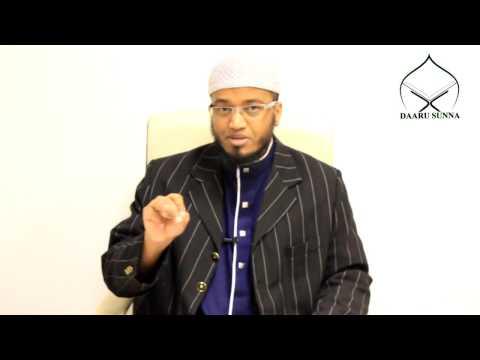 Sedexda Qof Aan Ilaahay La Hadli Doonin Maalinta Qiyaamo, Sheikh Maxamed Ibrahim.