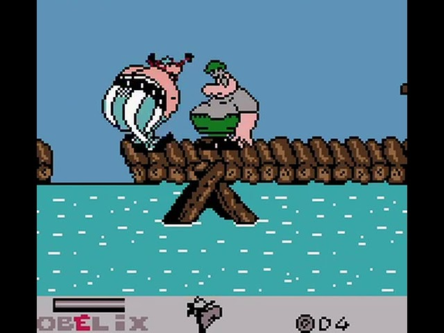 Game Boy Color Longplay [181] Asterix sur la Trace D'Idefix (EU)