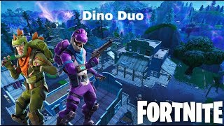 Tilted Town isn't big enough for the both of us! Fortnite Season X with Rex