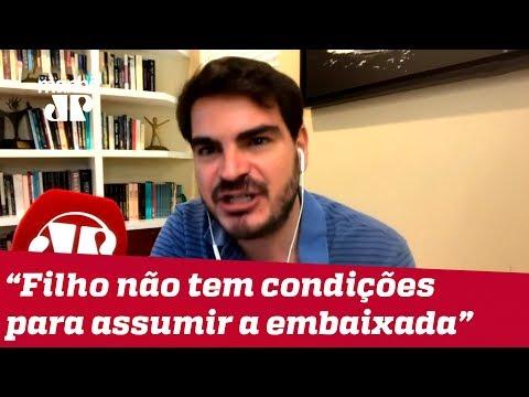 Constantino: Bolsonaro ainda não entendeu que governo não é puxadinho da família