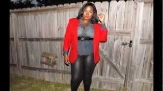"{Styling Denim} Simple & Chic Denim ""Plus Size"" Look! Thumbnail"