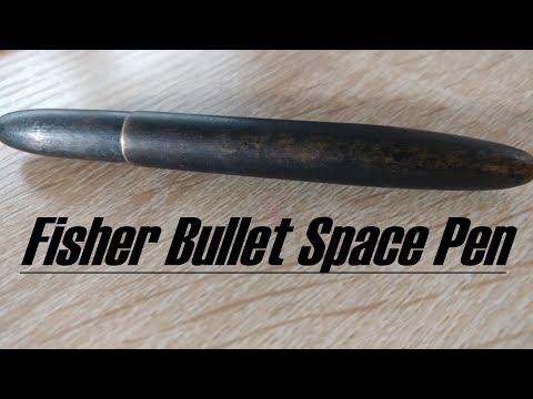 Pen Review: Fisher Bullet Space Pen