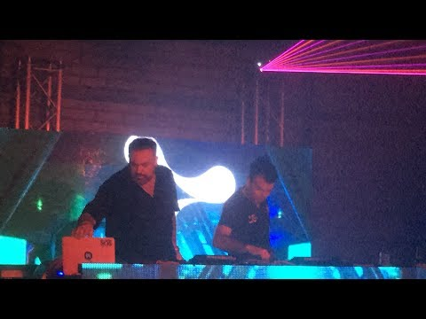 Paul Oakenfold @Cream 10 - Boxxed, Birmingham 02/12/17