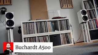 Buchardt Audio's A500 hi-f…