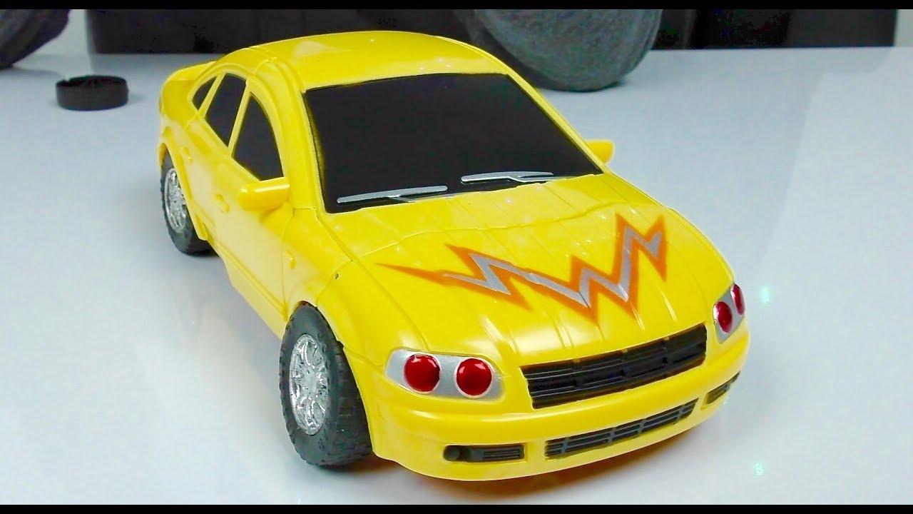 Трансформеры Автоботы Машинки из мультика для мальчиков Музыкальный БАМБЛБИ Transformers