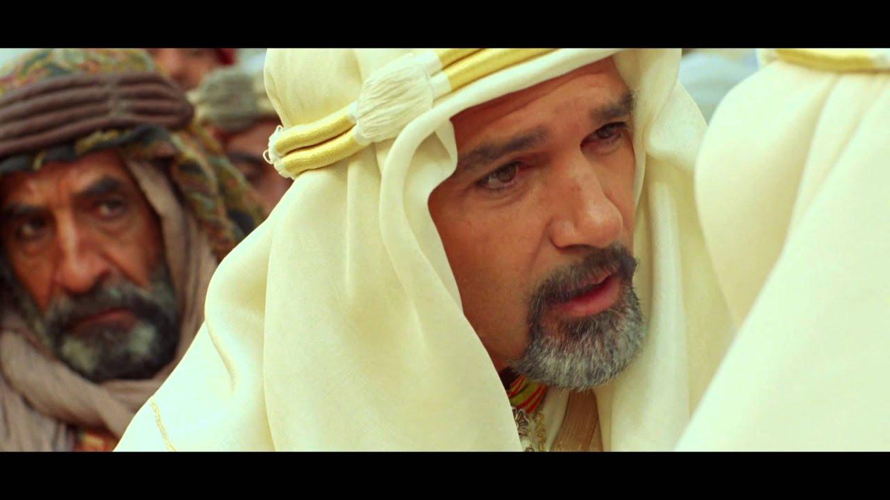 Il Principe del Deserto. Trailer ufficiale