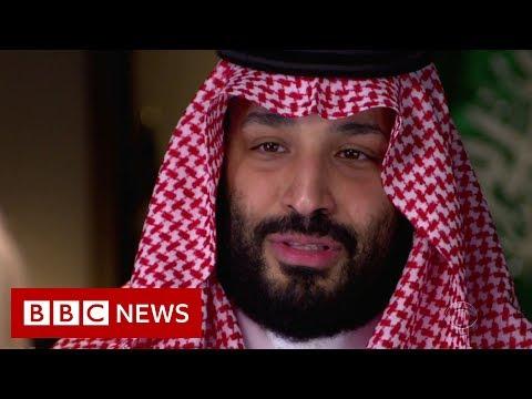 Jamal Khashoggi: Mohammed bin Salman denies ordering killing of journalist - BBC News
