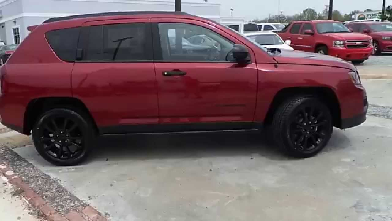 2014 jeep compass sport altitude #2783 - youtube