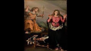 AVE MARIA -Antifona - Coro misto: SATTB e Soli -musica: Tito Fiorenzo Benetti (Lab)