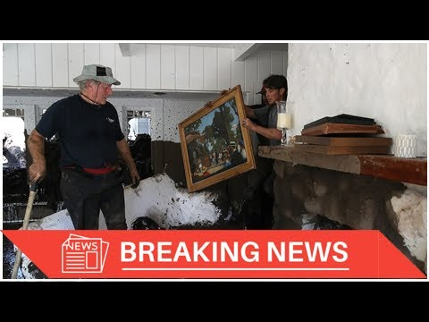 [Breaking News] California Mudslides Death Toll Rises To 18, Residents Told To Evacuate