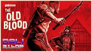 Wolfenstein: The Old Blood PC 4K Gameplay 2160p