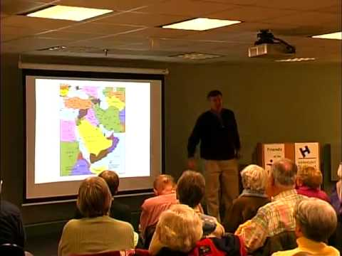 First Wednesdays: Greg Gause- The New Middle East Cold War