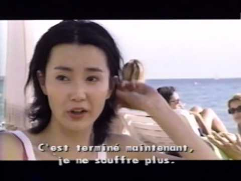Maggie Cheung interview at Cannes 2000
