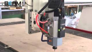 Cnc Woodworking Center Tool Setting Video