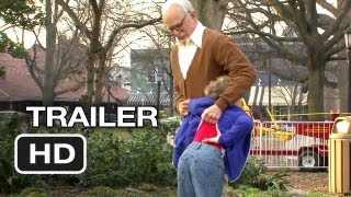 Jackass Presents: Bad Grandpa Official Trailer #1 (2013) - Jackass Movie HD