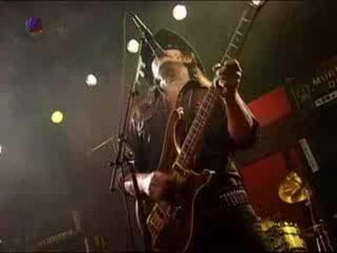 Motörhead  God Save The Queen    On Harald Schmidt