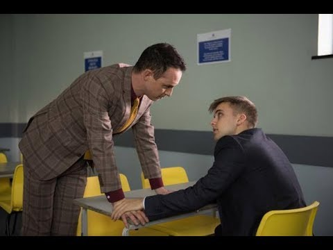 Hollyoaks spoilers Harry Thompson manipulates pimp James Nightingale after being arrested for