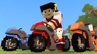 Minecraft Mod: Motinha Olímpica - Batalha de Construir ‹ AM3NIC ›