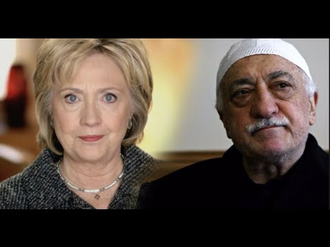 WikiLeaks, Hillary-Gulen Intimate Ties & How Clintons Gave B