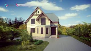 Строительство дома по проекту 102А