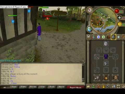 Runescape gameplay non member/member + rate