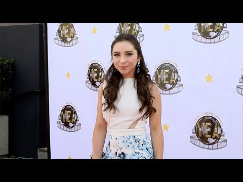 Ava Cantrell 3rd Annual Young Entertainer Awards Red Carpet