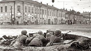 Оборона Тулы, 1941, Исторические кадры Отечественной войны, - Кинохроникиа