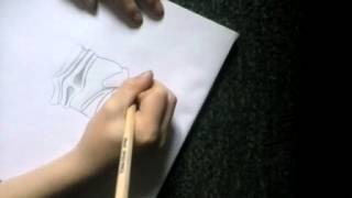 How to draw lloyd of lego ninjago part 1