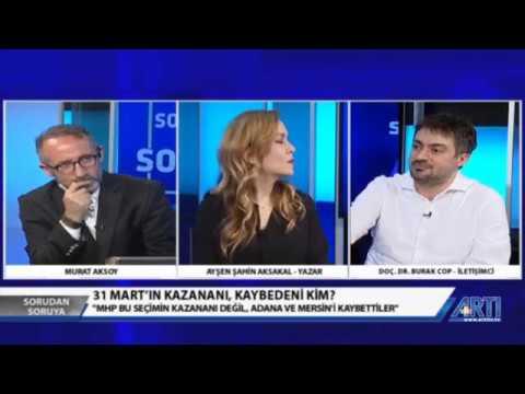 Sorudan Soruya 1 Murat Aksoy Konuk Ayşen şahin Aksakal Ve Burak