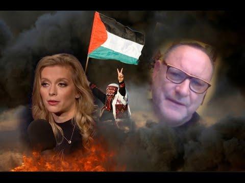 The beauty and the beast - Gilad Atzmon vs. Rachel Riley