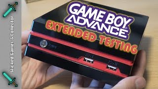 Playstation 4 / PS4 Mini Classic Pro - Game Boy Advance / GBA - Extended Testing
