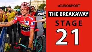 The Breakaway LIVE: Vuelta celebration | Eurosport