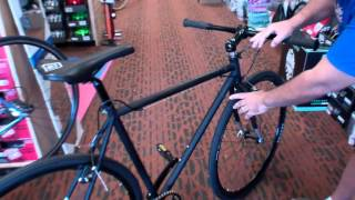 Single Gear Crossbike by Retrospec - Velo Wrench Bike Shop