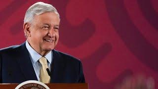 México ofrece regularización, empleo y respeto a migrantes. Conferencia presidente AMLO