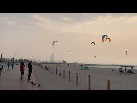 Kite Beach Dubai – Burj Al Arab
