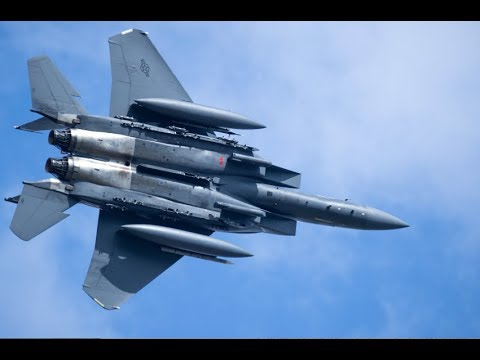 F-15E STRIKE EAGLE - Pilots take them to the air *355th FIGHTER SQUADRON*