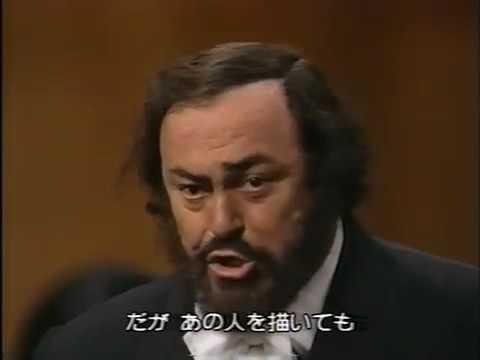 Luciano Pavarotti - Ferrara 1996