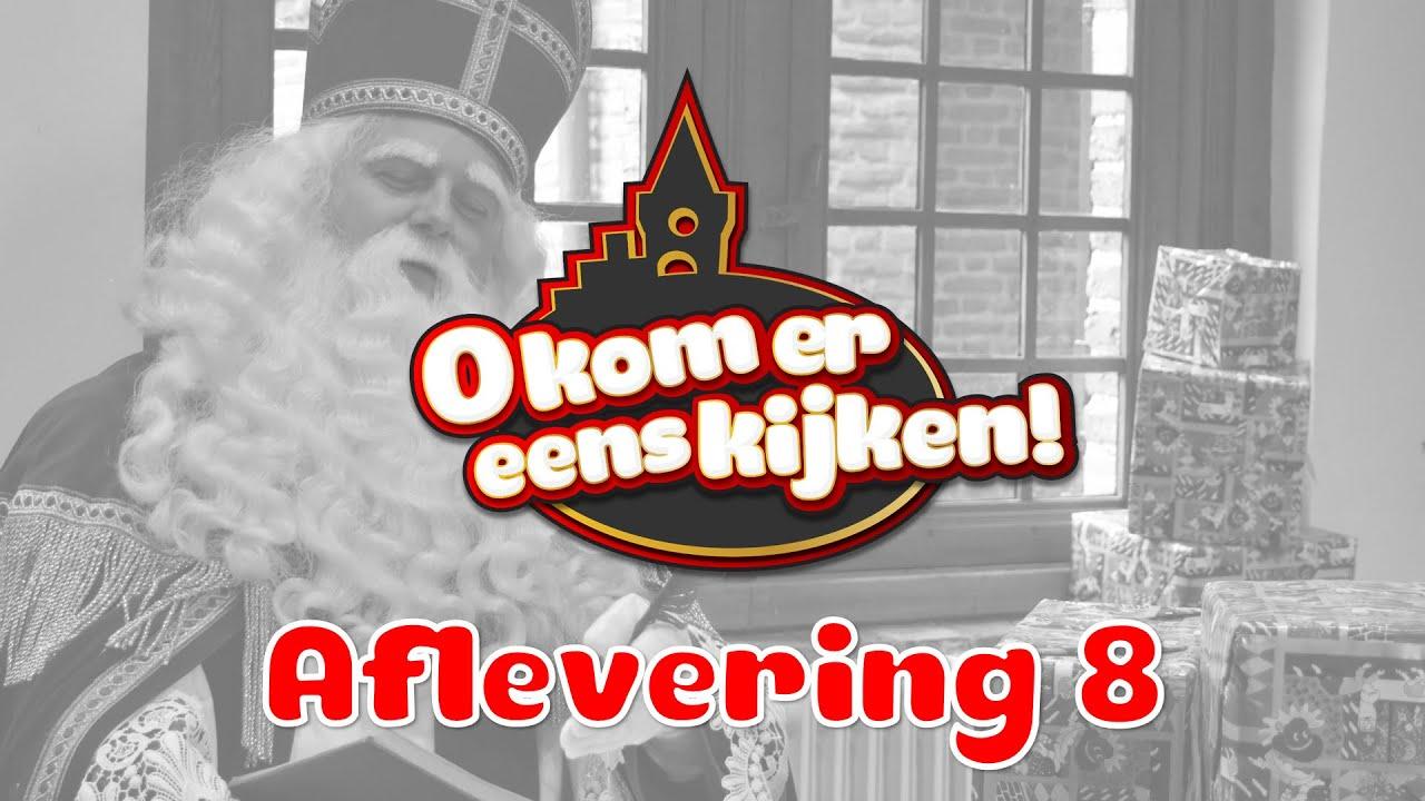 O Kom Er Eens Kijken Aflevering 8 Sinterklaasjournaal Elburg