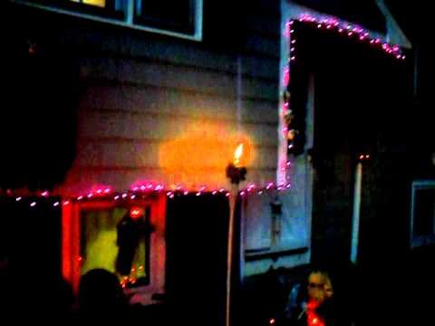 Halloween 2010 - evening