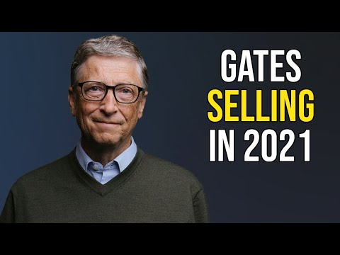 Bill Gates Has Sold Huge Stock Positions: A Warning To All Investors