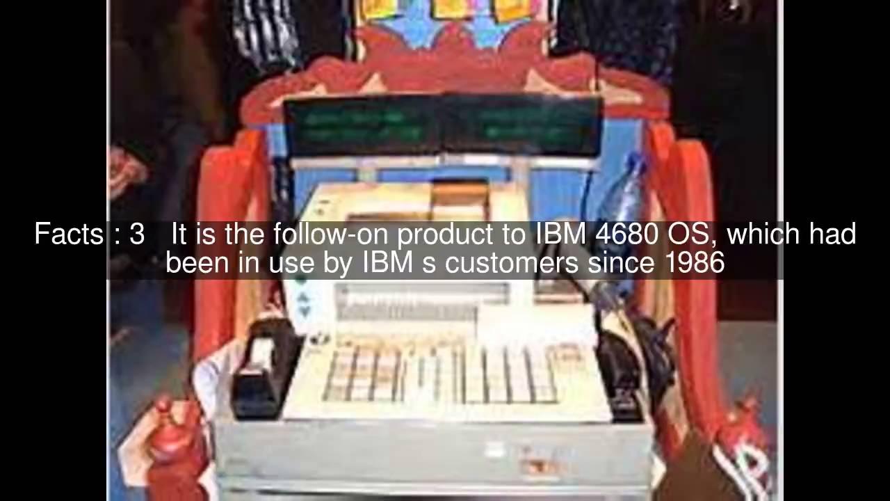 Ibm 4690 ace