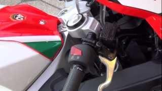 APRILIA RS4 125 2012 GIANNELLI Indonesia Part 1 [HD]