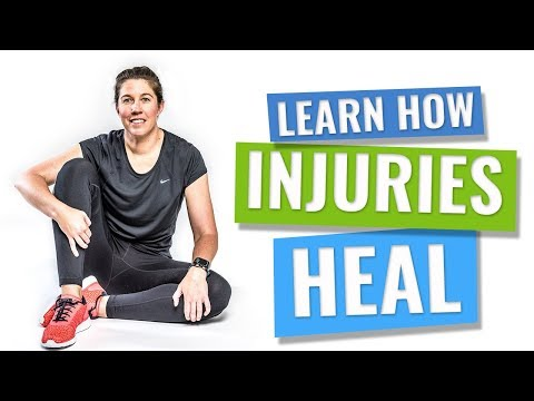 Running Injuries Learn How They Heal