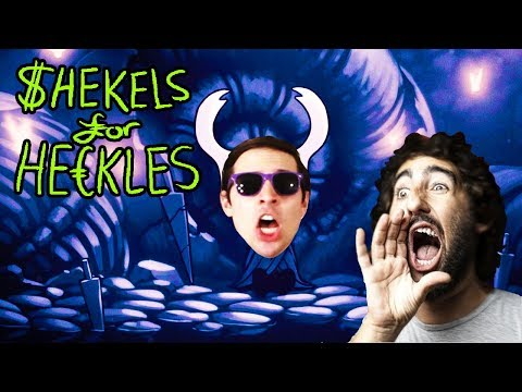 Shekels for Heckles - Nate plays Hollow Knight